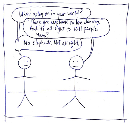 Metaphysical Subjectivism and Christianity's Cartoon ...